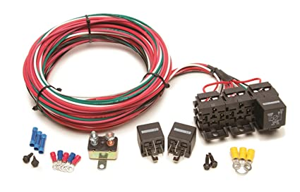 Outstanding Amazon Com Painless 30107 Relay Bank 3 Pack Automotive Wiring Digital Resources Operbouhousnl