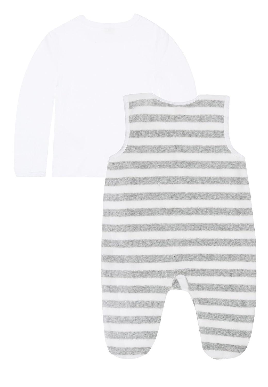 2 Piece Oeko-tex Steiff Collection Bodysuit Newborn Classic Nicky
