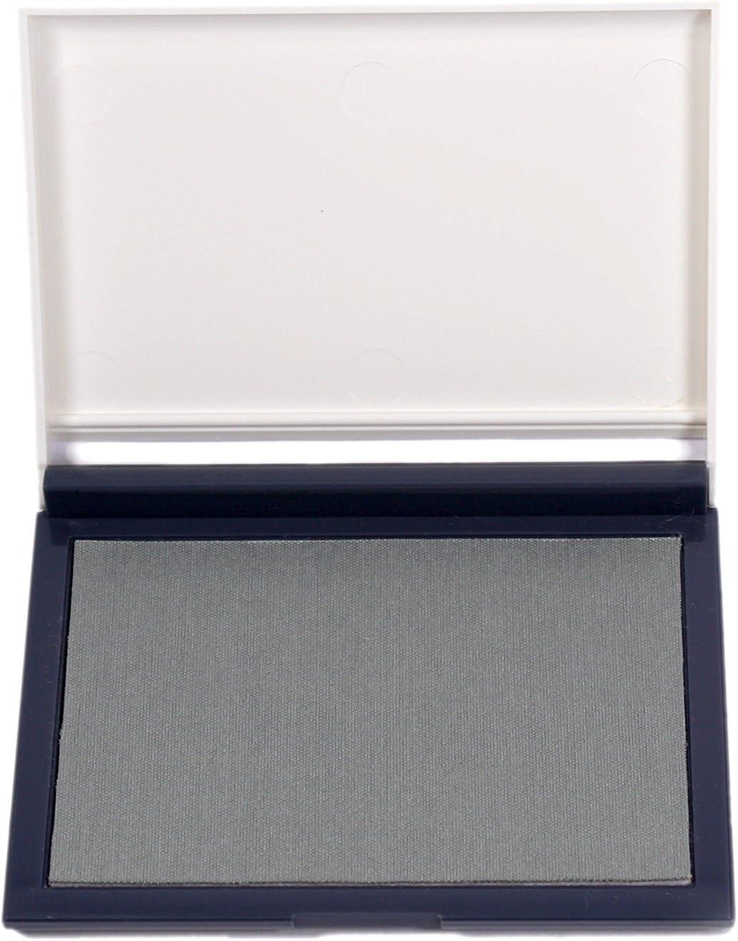 schwarz Stempelkissen 50x90 mm