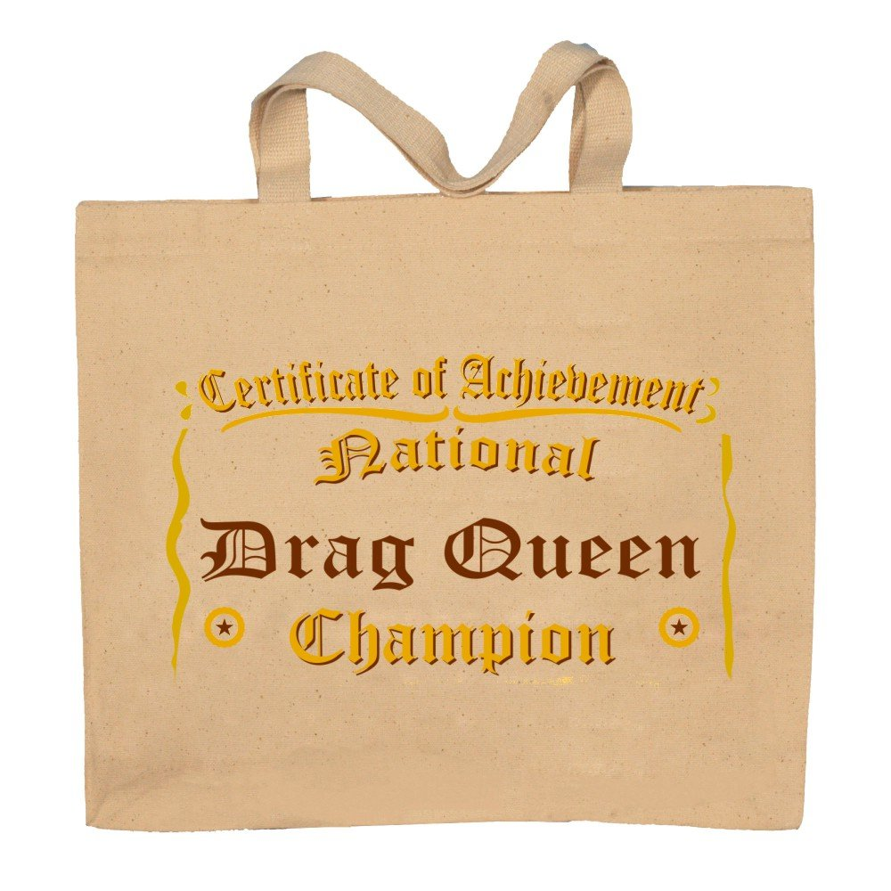 National Drag Queen Champion Totebag Bag