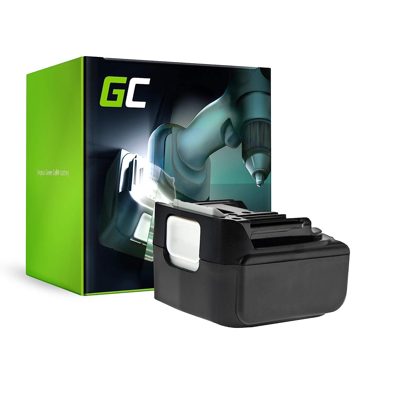 verde Cell® Utensili Elettrici Batteria per Makita BTD132 (Samsung Li-Ion celle 3 Ah 14.4V)