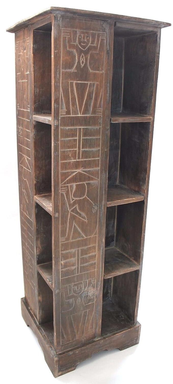 Wohnkult Regal Schrank Kommode Kommode Kommode aus Holz Beistelltisch 100 cm x 30 cm x 30 cm fertig montiert Konsole 2b61b7