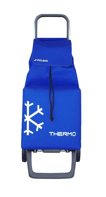 Rolser Einkaufsroller JOY/JET THERMO / JET010 / blau / 35 x 30 x 97, 5 cm / 48 Liter / 40 kg Tragkraft JET010 AZUL