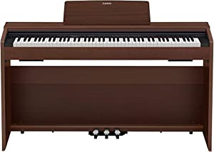 Casio Inc, 88-Key Digital Pianos-Home (PX-870 Brown)