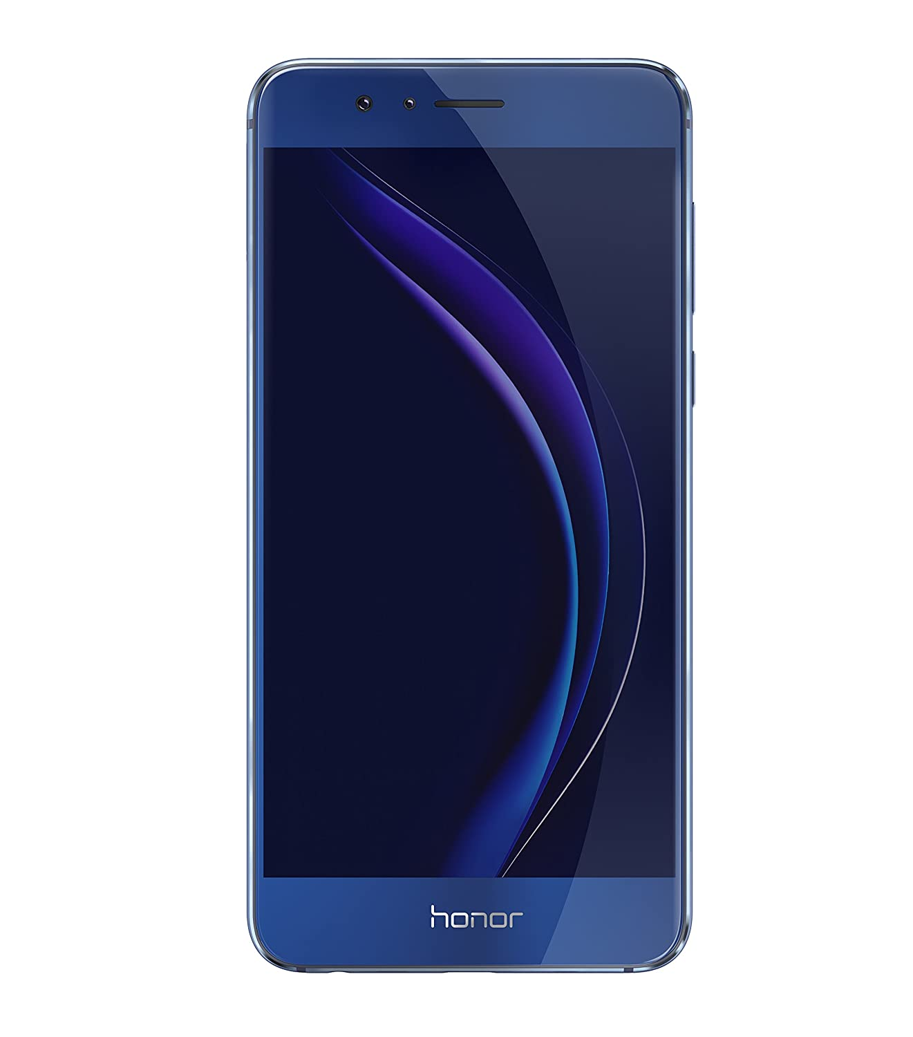"Honor 8 Smartphone 4G LTE, Display 5.2"" IPS LCD, Octa-Core HiSilicon Kirin 950, 32 GB, 4 GB RAM, Doppia Fotocamera 12 MP, Blu"