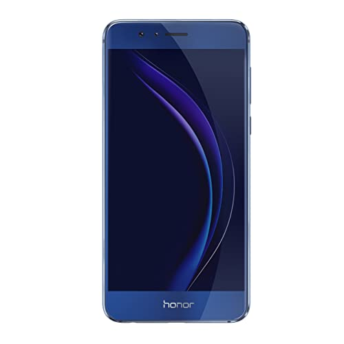Honor 8 Smartphone (13,21 cm (5,2 Zoll) Full HD Display, 32 GB Speicher, Android) blau