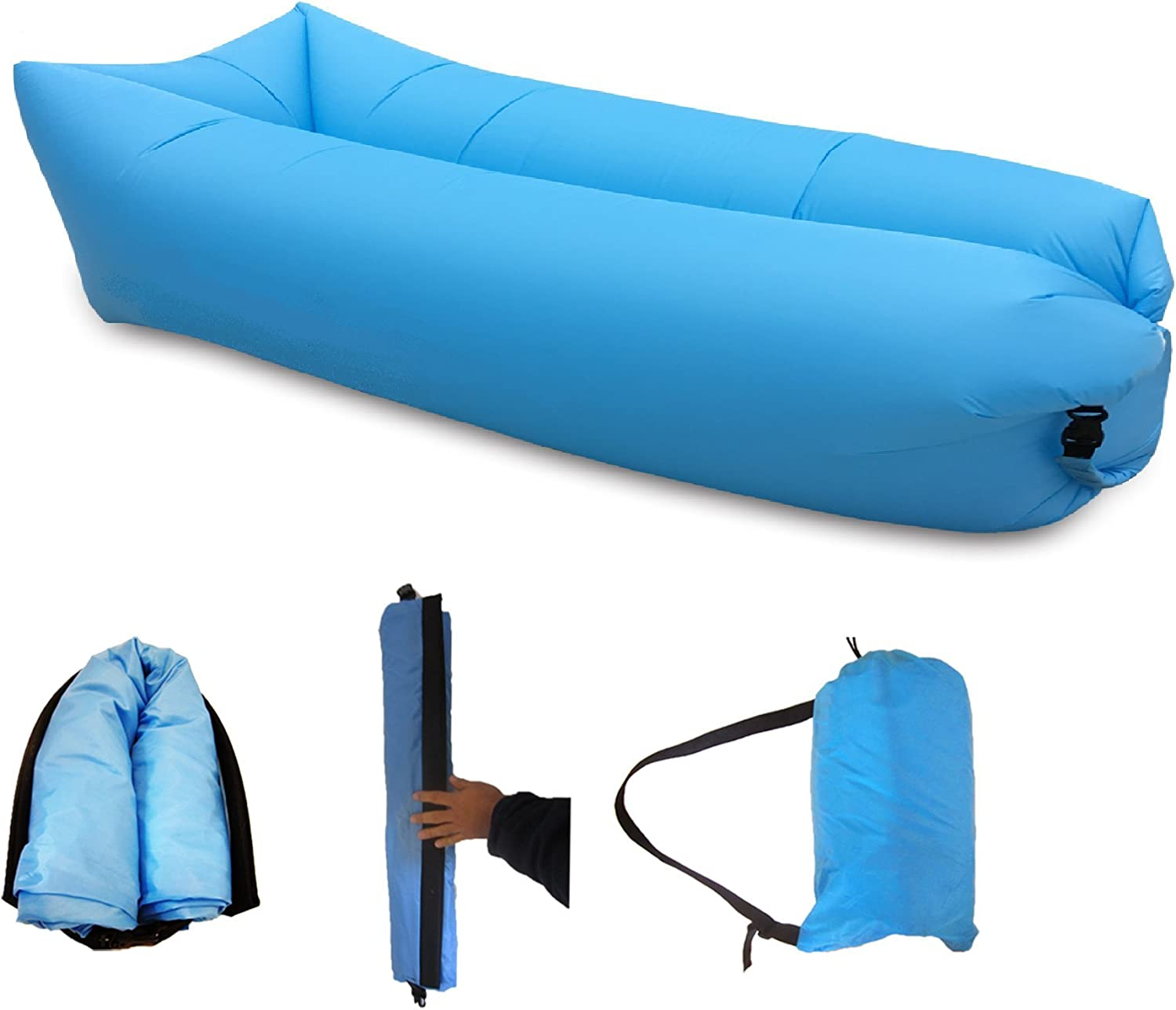 Amazon.com: Inflatable Couch Lounger