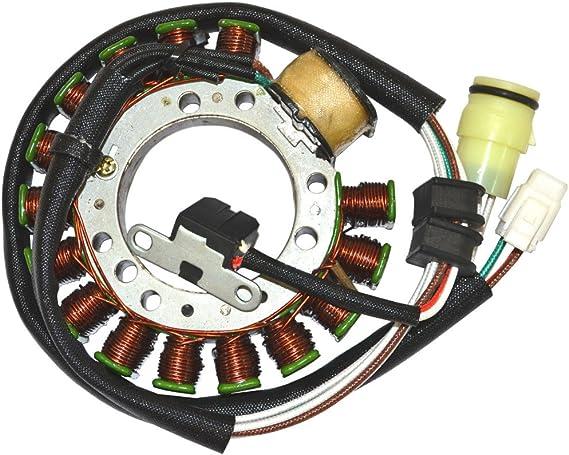 Stator /& Gasket FITS YAMAHA GRIZZLY 600 REALTREE YFM600F 2000-2001 ATV NEW
