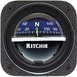 Ritchie V-537 Explorer Compass - Bulkhead Mount