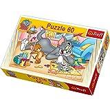 Trefl TRF17159 - Puzzle Tom & Jerry Artists