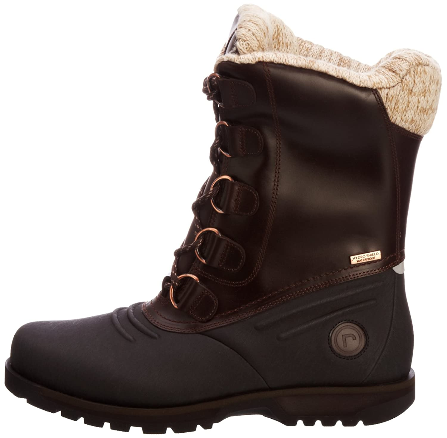 6fac0b6c8d6 Rockport Men's Lux Lodge Chili Snow Boot K62839 7 UK