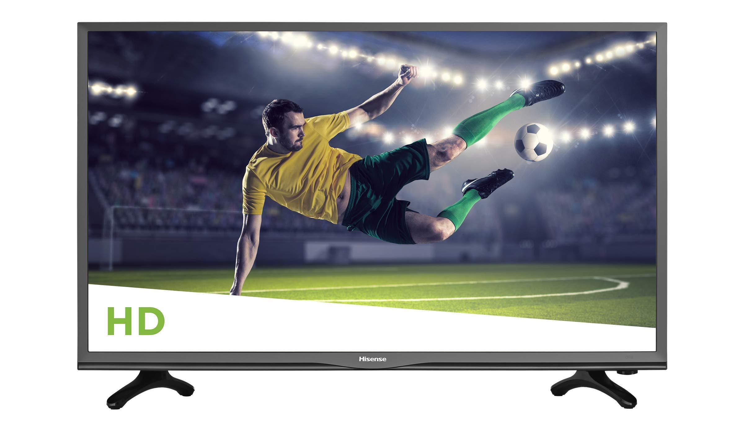 Hisense 40H3080E 40-Inch 1080p LED TV (2018 Model) by Hisense
