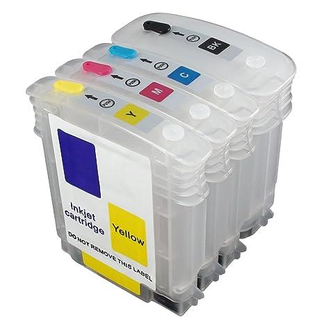Amazon.com: CEyE para cartucho de tinta para impresora HP940 ...