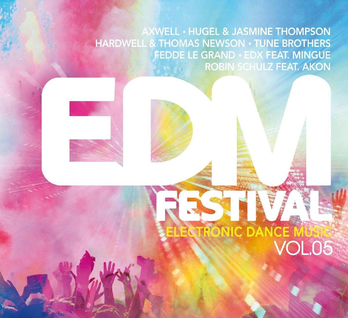 Edm Festival-Electronic Dance Music Vol.5: Various: Amazon.es: Música