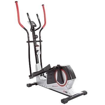 Ultrasport entrenador XT-900M Cruz formador/entrenador elíptico con sensores táctiles (incl.