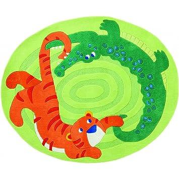Haba 7993 - Teppich Zoo [Spielzeug] [Spielzeug] [Spielzeug]: Amazon ...