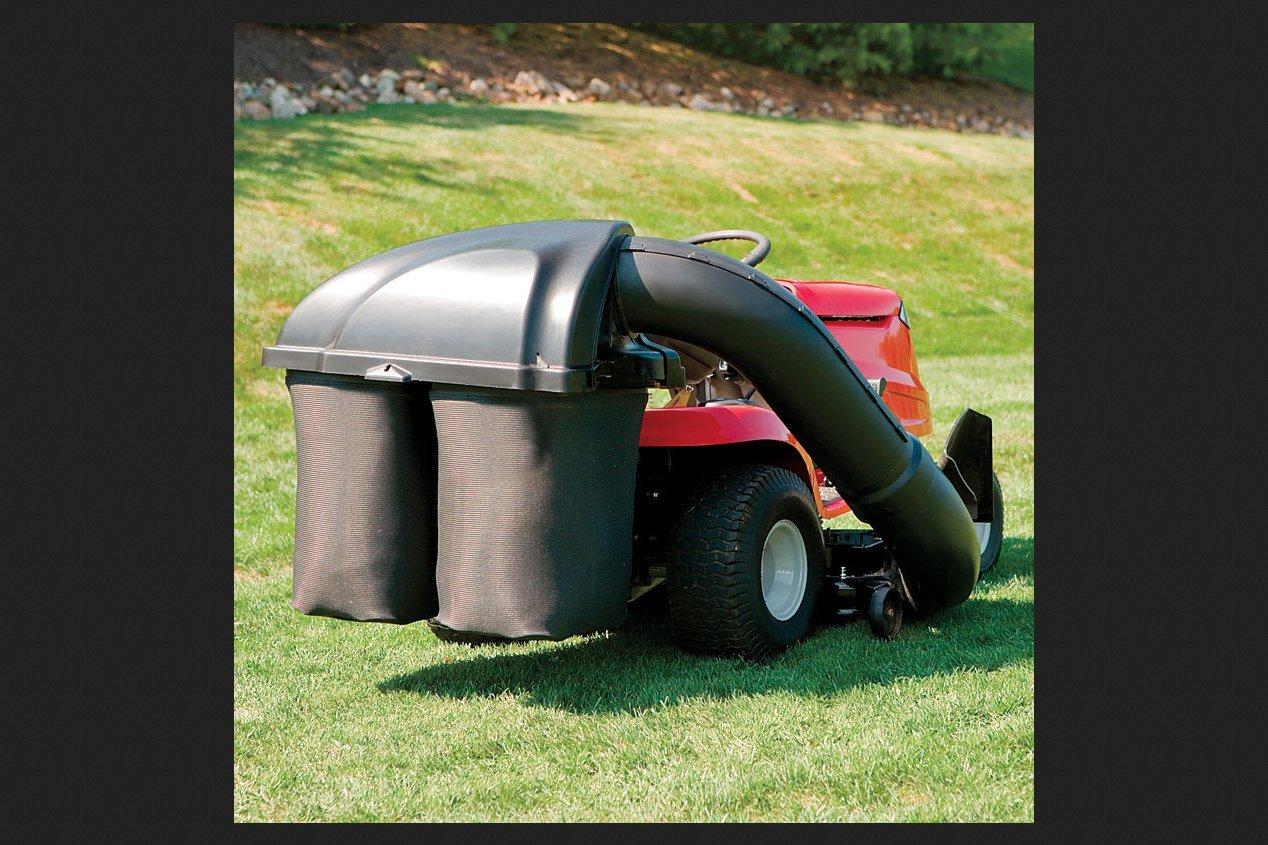 Mtd Genuine Parts 46 Inch Twin Bagger Yard Machine Mower Deck Belt Diagram Yardman Cutting Riding Lawn Garden Outdoor