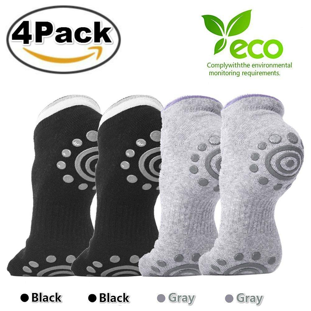 Best Rated In Women's Yoga Socks & Helpful Customer