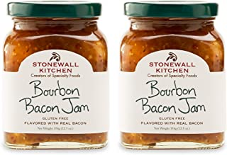 product image for Stonewall Kitchen Bourbon Bacon Jam, 12.5 Ounce (Pack of 2)