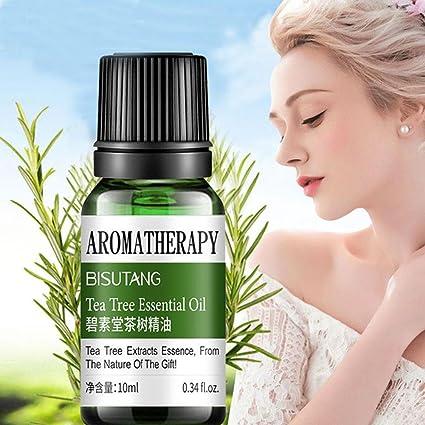 Reducción de Pore té algodón aceite esencial de aromaterapia ...