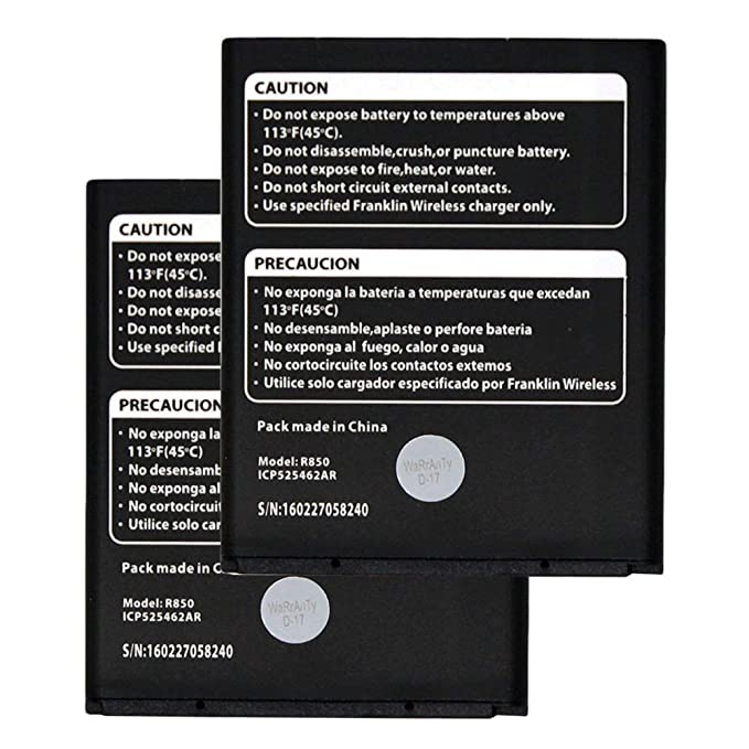 Amazon.com: Generic World Star Replacement Battery R850 ...