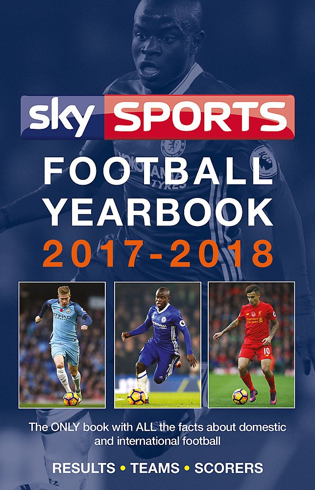 Sky Sports Football Yearbook 2017-2018