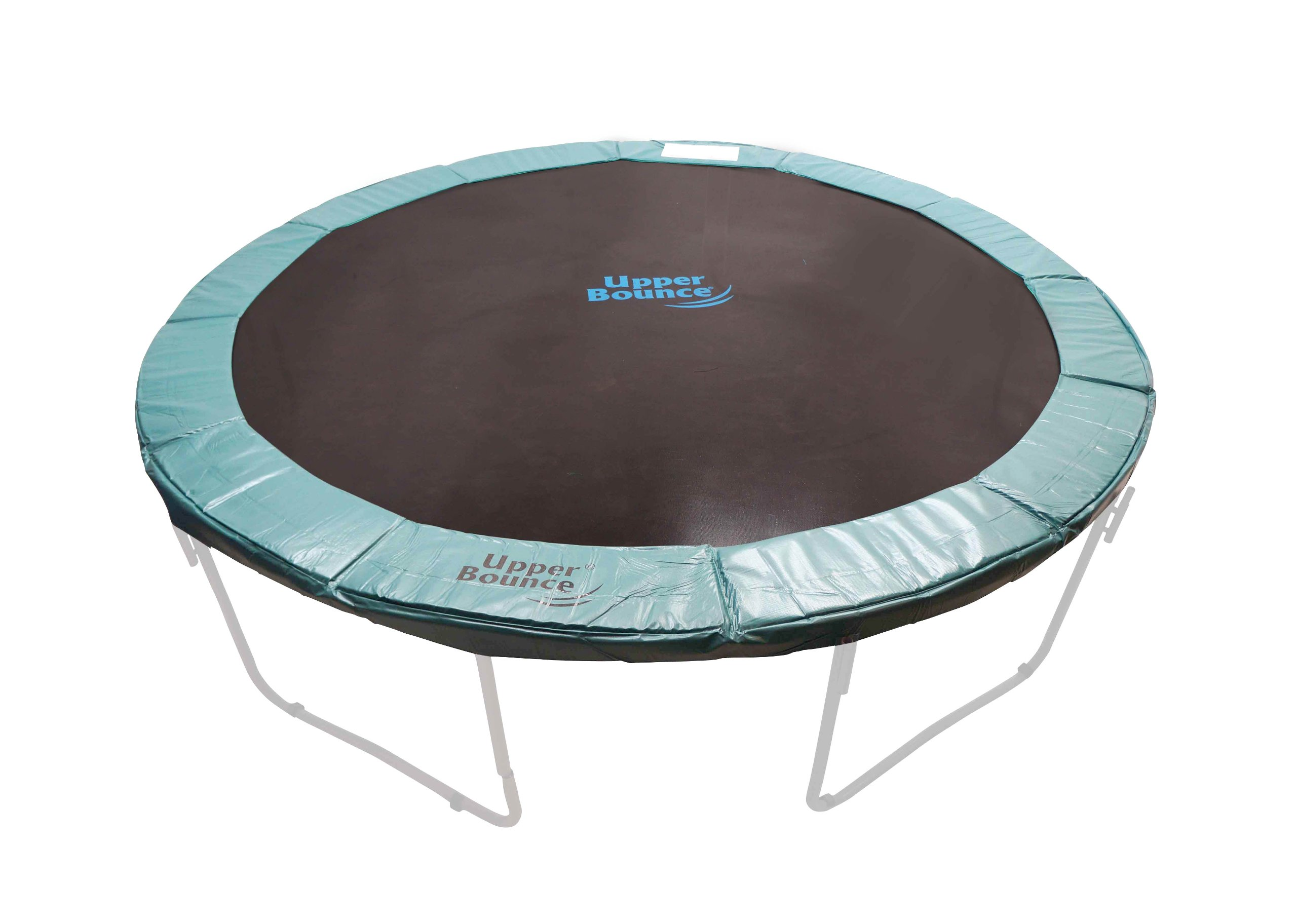 Upper Bounce Super Net & Pad Combo Fits for 14' Round Frames Using 4 Poles or 2 Arches by Upper Bounce (Image #1)