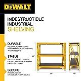 Dewalt 4-Foot Tall, 3-Shelf Industrial