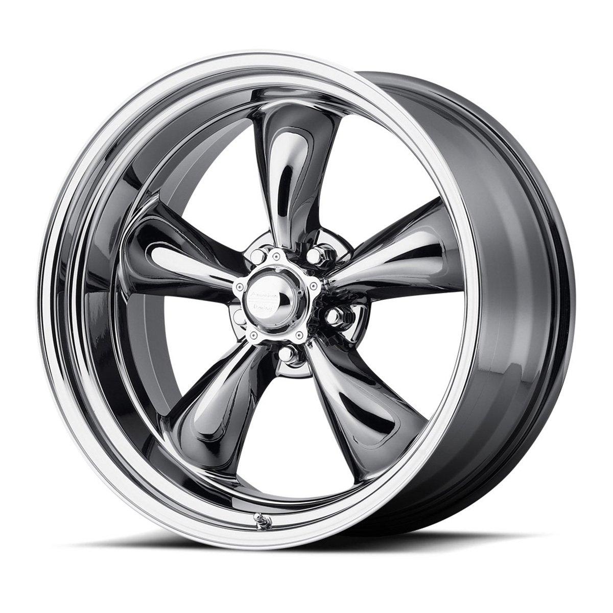 American Racing VN815 Torq Thrust II 1-Piece PVD Wheel (18x9''/5x120.7mm, 00mm offset)