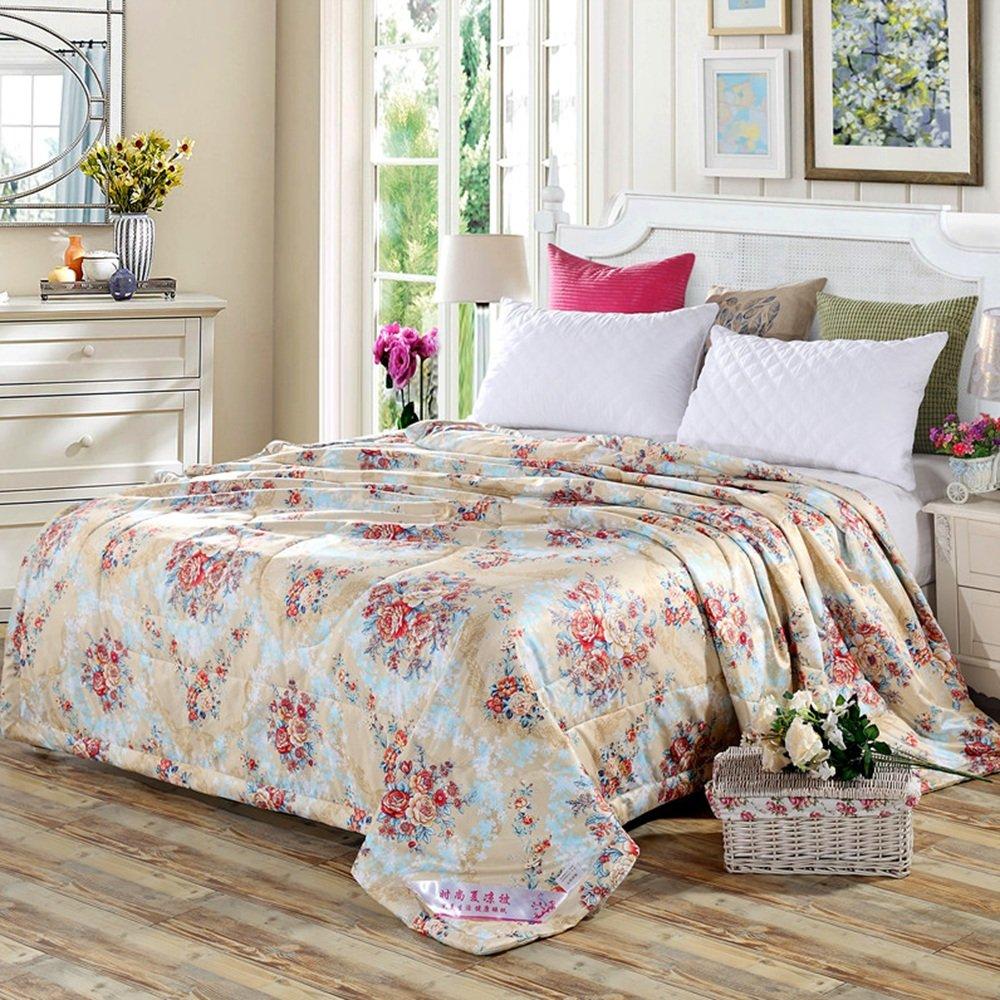 LVZAIXI 羽毛布団カバーとP/セットベッドセットプリント寝具セット (色 : 02, サイズ さいず : 220x240cm) B07D713Y8T 2 220x240cm