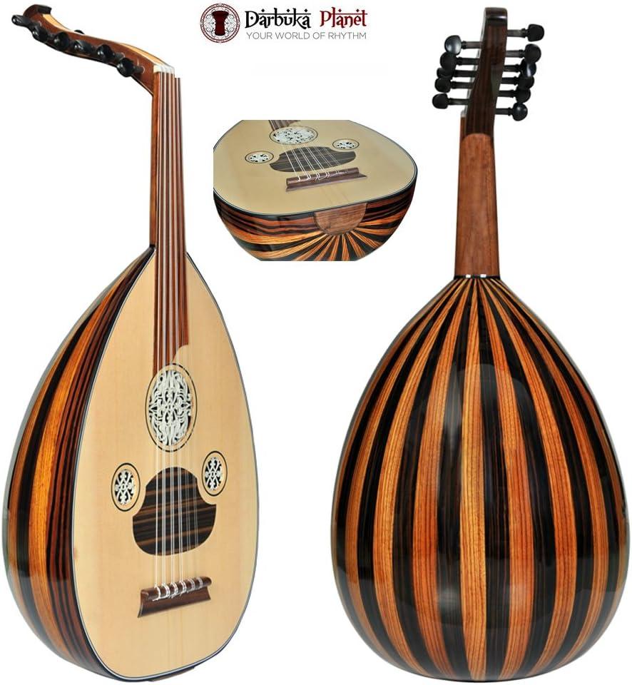 Amazing - Tapa de ébano con diseño de la Impera otomana y estuche blando: Amazon.es: Instrumentos musicales