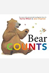 Bear Counts Paperback