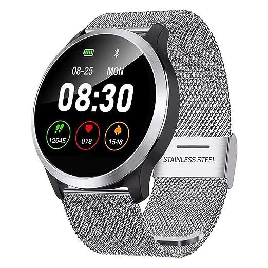 ACZZ Smartwatch Health Fitness con frecuencia cardíaca Ecg ...