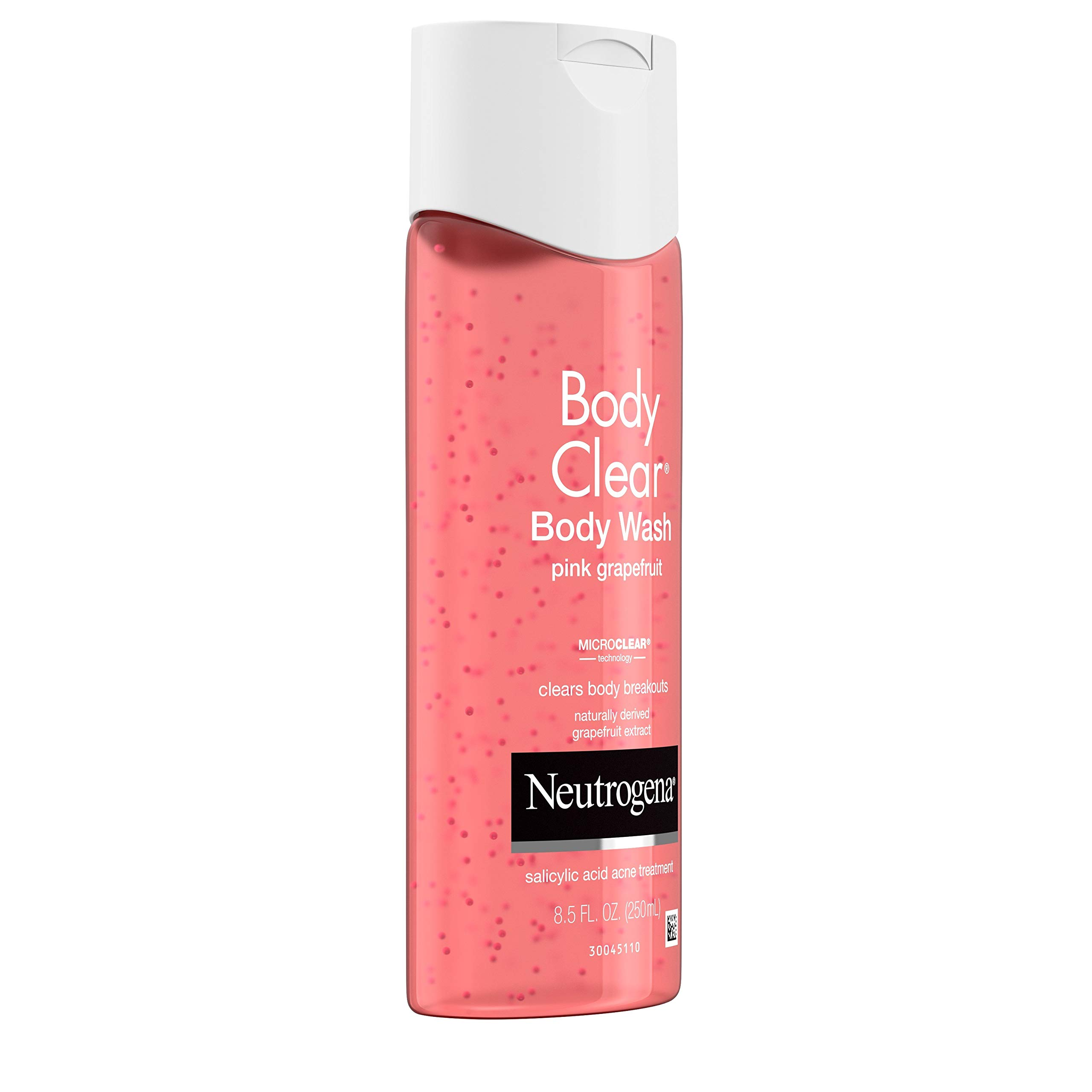 Neutrogena Body Clear Acne Treatment Body Wash With Salicylic Acid