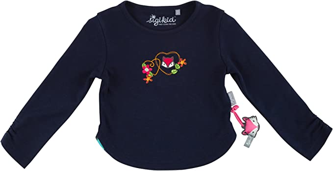 Sigikid Girls Langarmshirt Baby Longsleeve T-Shirt