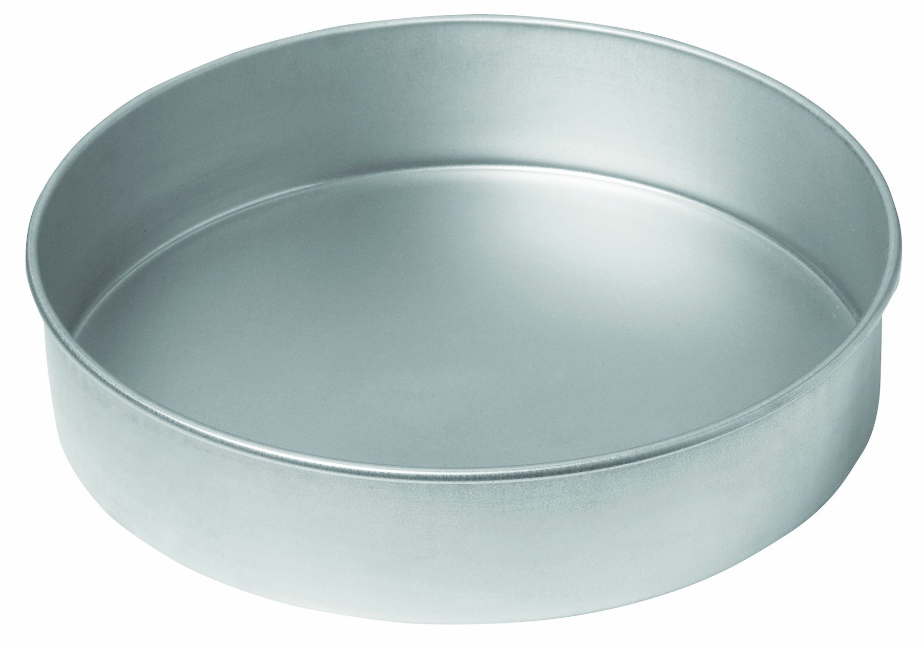 Chicago Metallic Commercial II Traditional Uncoated 9-Inch Round Cake Pan