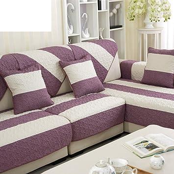 JINGJIE Einfache Moderne Wohnzimmer Sofa-handtuch, Aus stoff Vier ...