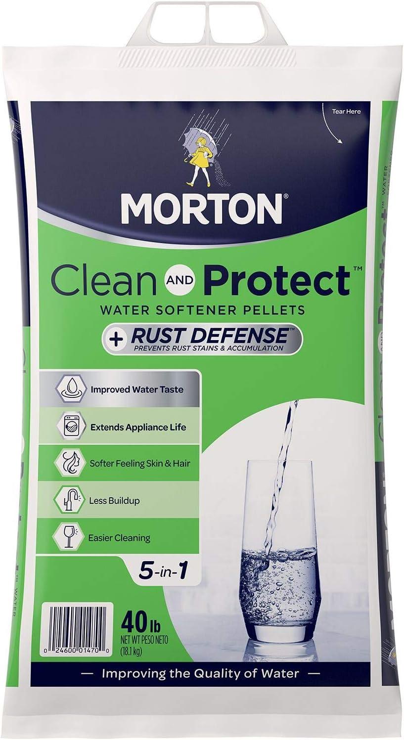 40-Pound Morton System Saver II Water Softening Pellets