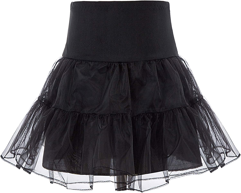 Danna Belle Maedchen Reifrock Unterrock Kinder Petticoat