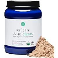 Ora Organic Vegan Protein Powder - 22g Plant Based Protein Powder for Women and Men | Keto Friendly, Gluten Free, Paleo, Dairy-Free, Gluten-Free, Soy-Free - Chocolate Flavor, 20 Servings
