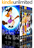Witches of the West: A collection of Cozy Witch Mysteries