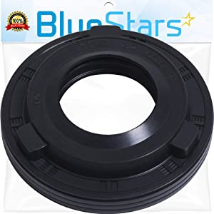Ultra Durable WH02X10383 Washer Tub Seal Replacement Part by Blue Stars – Exact Fit For GE & Hotpoint Washers - Replaces WH02X10032 WH02X1196 PS4704237