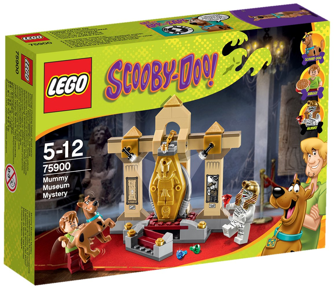 LEGO Scooby-Doo 75900 - Konstruktionsspielzeug: Amazon.de: Spielzeug