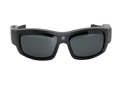 e8b3b66ae3 GoVision Pro-1 1080p HD Video  Audio + 15MP Camera Recording Hands Free  Sunglasses