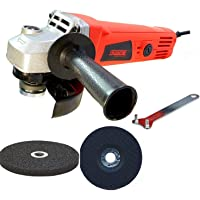 Cheston Angle Grinder for Grinding, Cutting, Polishing with 4 inch (100mm) Grinding and Cutting Wheel