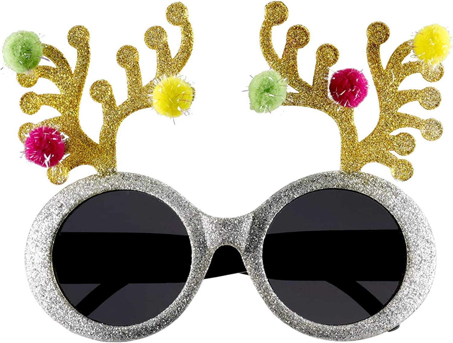 Various Styles The Electric Mammoth Christmas Themed Holiday Glasses