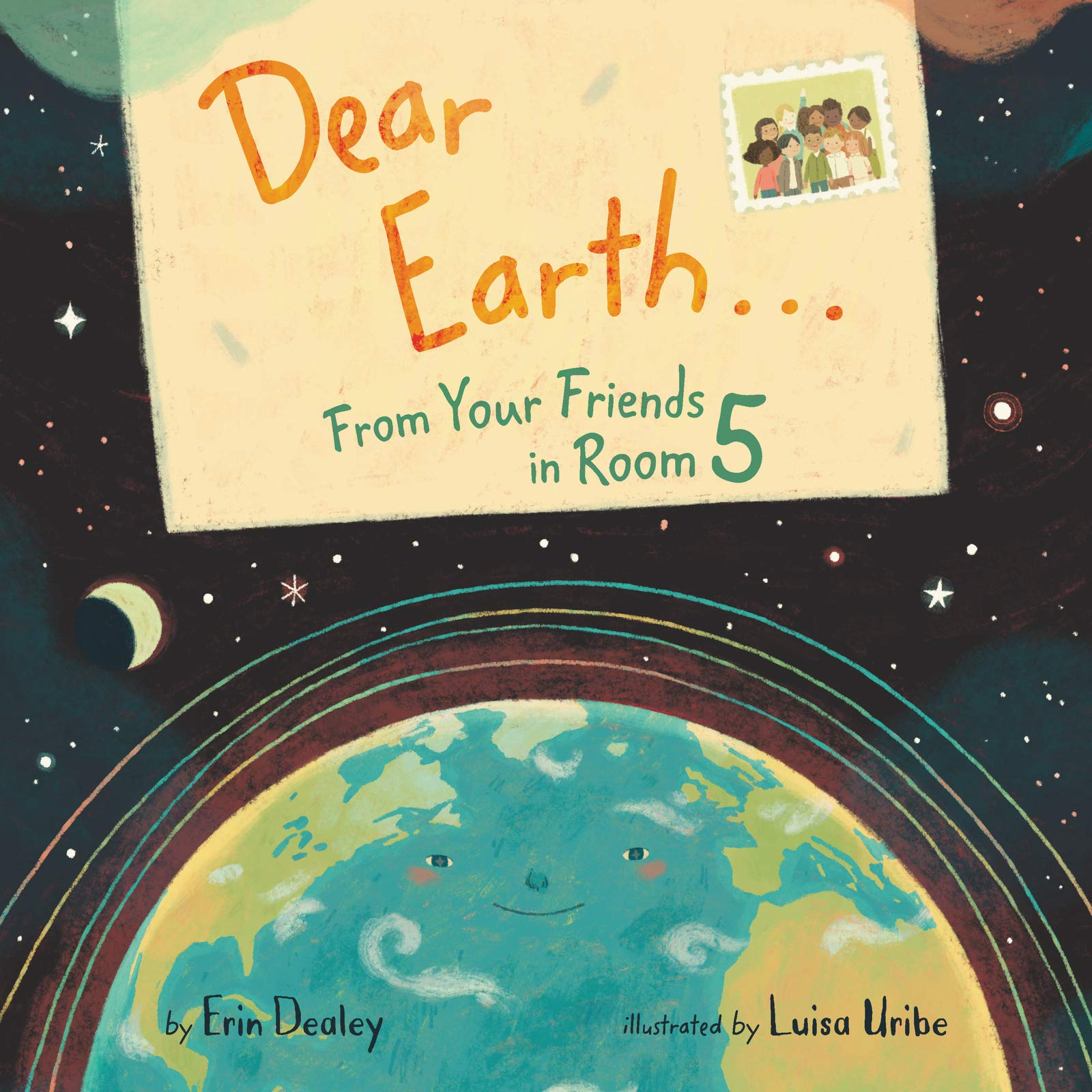 Dear Earth…From Your Friends in Room 5: Dealey, Erin, Uribe, Luisa:  9780062915320: Amazon.com: Books