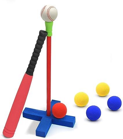 Espuma de entrenamiento B/éisbol suave Softball Juego de 4