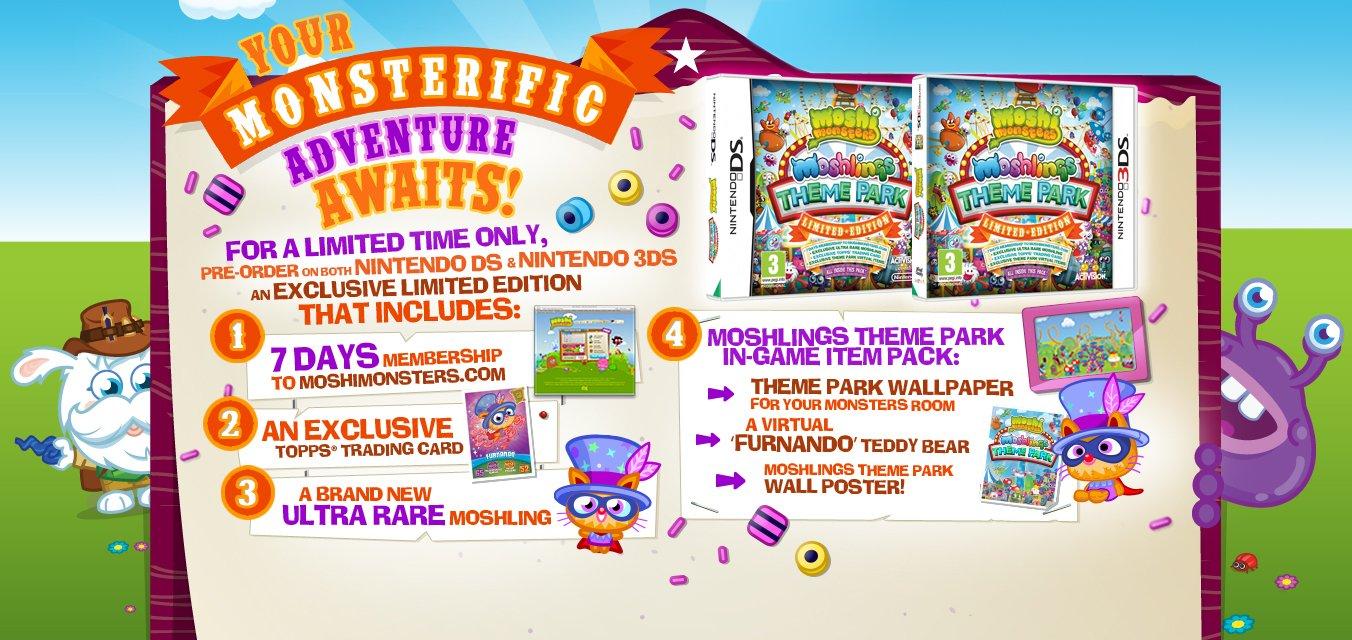 moshling theme park