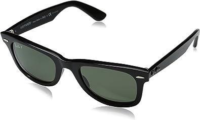 pesce ~ lato Pieno  Amazon.com: Ray-Ban Unisex-Adult RB2140 Original Wayfarer Sunglasses,  Black/Green Polarized, 50 mm: RAY BAN: Clothing